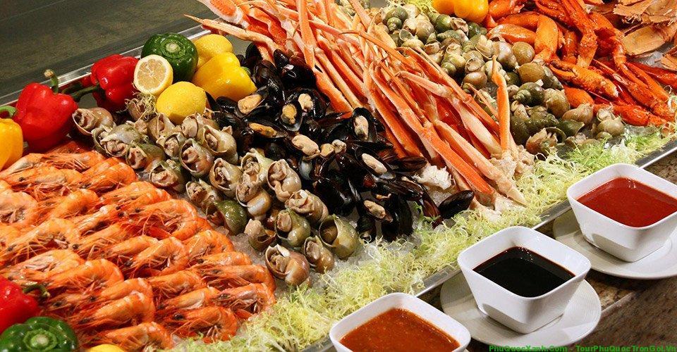 Haha BBQ -quán nhậu quận Tân Phú nổi tiếng