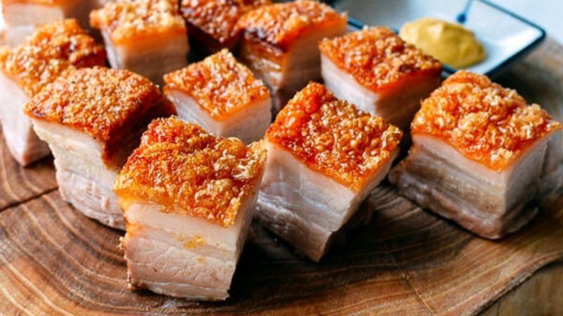 Nướng thịt nhớ chú ý nhiệt độ lò nướng