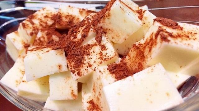 Sữa chua dẻo – món ngon dẻo dai, độc đáo