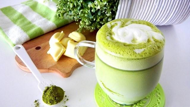 Sữa chua từ trà xanh – công thức ngon đầy mới lạ