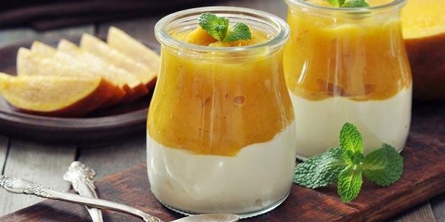 Sữa chua xoài – mon ngon nhiệt đới hấp dẫn