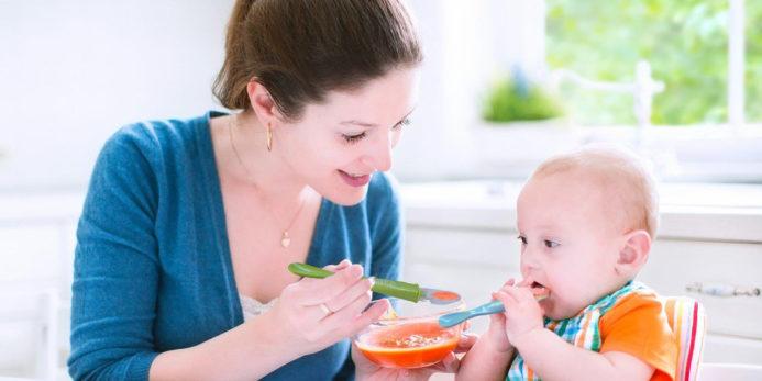 Cách bảo quản đồ ăn dặm cho bé trong tủ lạnh hiệu quả 1