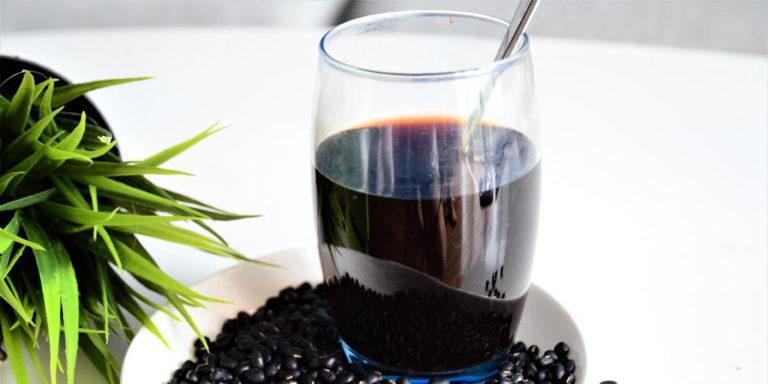 Cách nấu nước đậu đen uống giảm cân tại nhà 4
