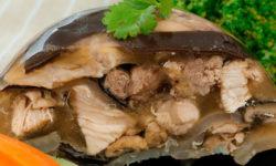 Cách nấu thịt đông chân giò tuyệt ngon cho ngày Tết 4