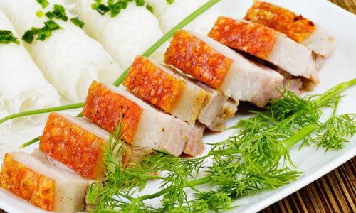 Cách làm thịt quay bằng lò nướng đậm đà, giòn tan ngay tại nhà