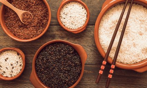 Cách nấu gạo lứt bằng nồi cơm điện chuẩn cơm mẹ nấu