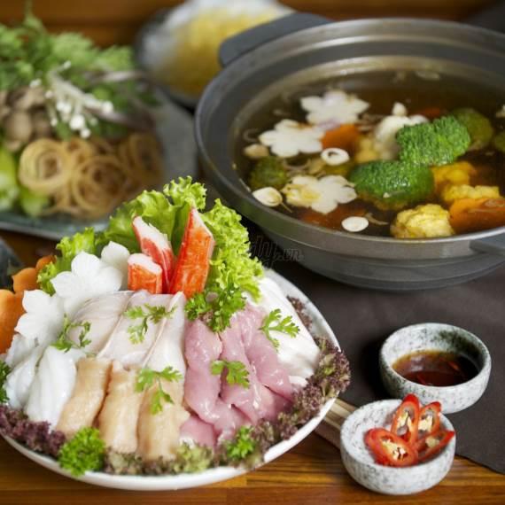 Quán nhậu quận 7 nổi tiếng - Hoàng Yến Hotpot