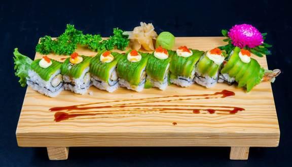 Sushi đặc biệt ở quán nổi tiếng quận 7