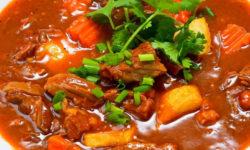 Cách nấu gân bò sốt vang bồi bổ sức khỏe gia đình hoàn hảo 3