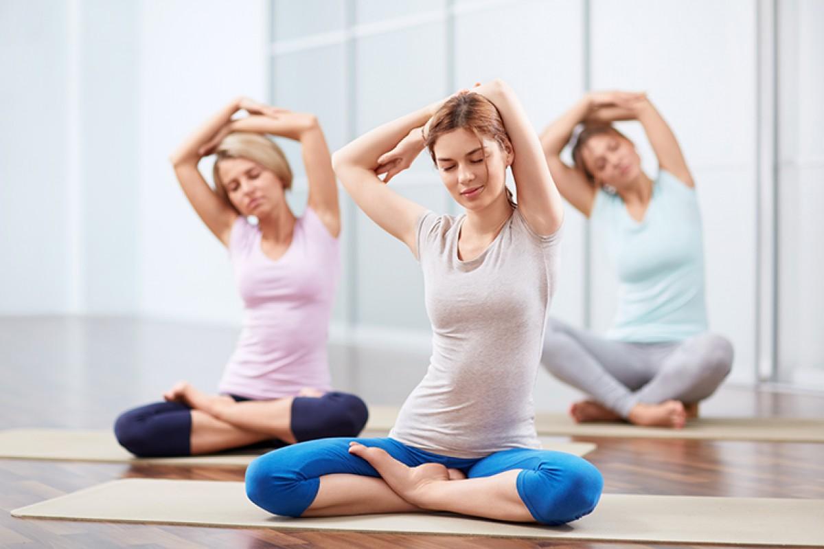 Thảm tập yoga có khả năng giảm chấn thương cho người tập