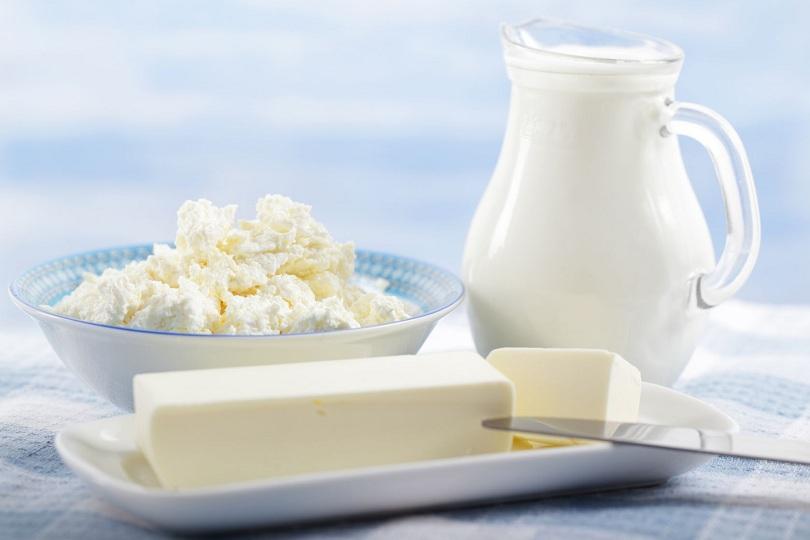 Làm kem bông tuyết từ sữa tươi và bơ nhạt