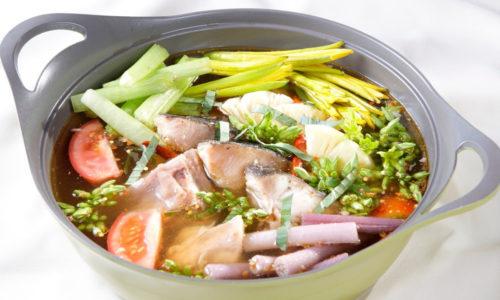 Cách nấu lẩu cá bớp thơm ngon, bổ dưỡng cho gia đình