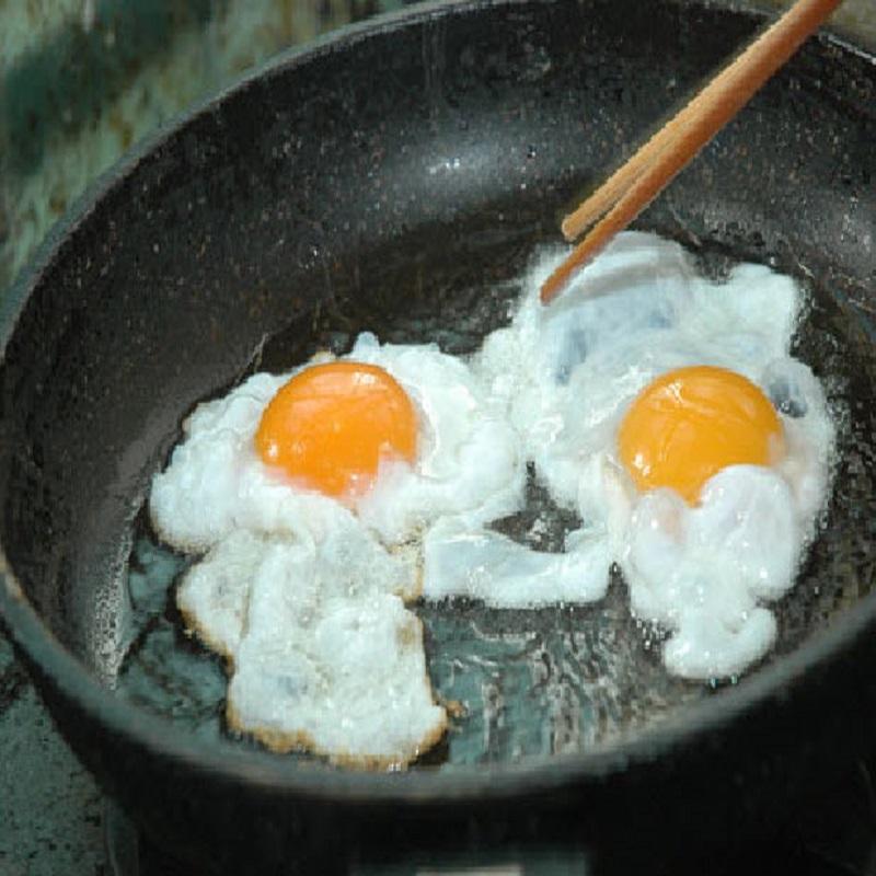 Ốp la trứng gà
