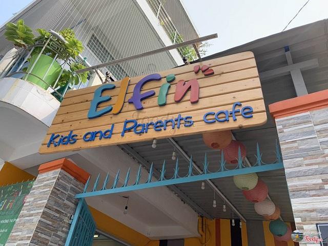Quán Elfin – Kids & Parents Cafe quận 2