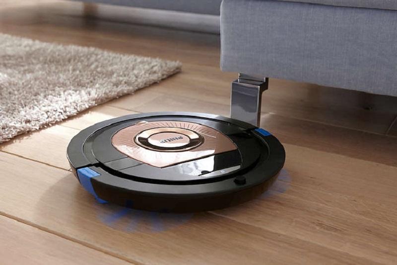 Robot hút bụi dọn dẹp nhà cửa tự động kể cả khi bạn vắng nhà