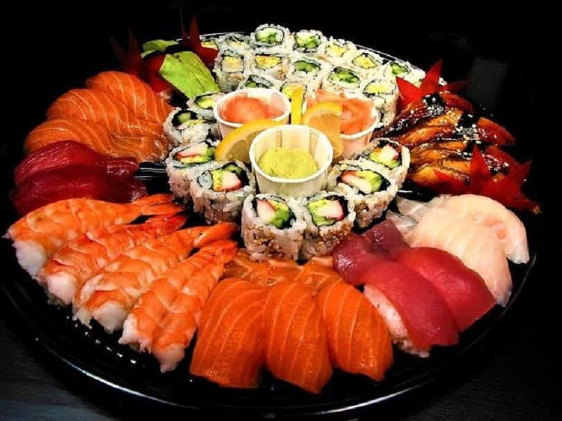 Sushi Nhật Bản- niềm tự hào văn hóa.