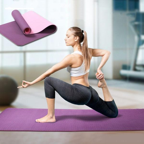 Kinh nghiệm lựa chọn thảm tập yoga