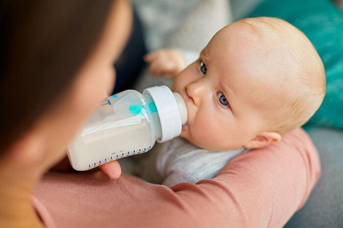 Bình sữa cho bé loại nào tốt nhất hiện nay? 1