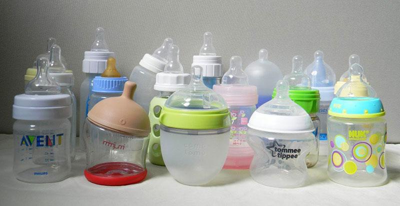 Bình sữa cho bé loại nào tốt nhất hiện nay?