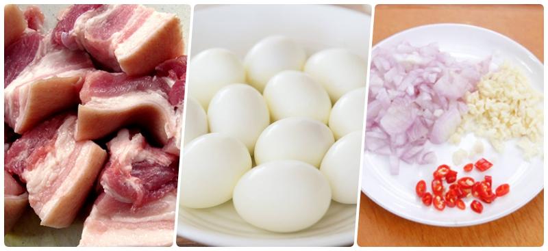 Cách làm thịt kho tàu ngon nhất với các nguyên liệu rất quen thuộc