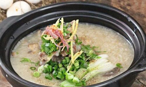 Cách nấu cháo thịt bò bổ dưỡng, dễ làm tại nhà