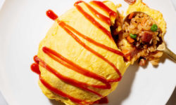 Bữa ăn ngon với cách làm cơm cuộn trứng đơn giản 4