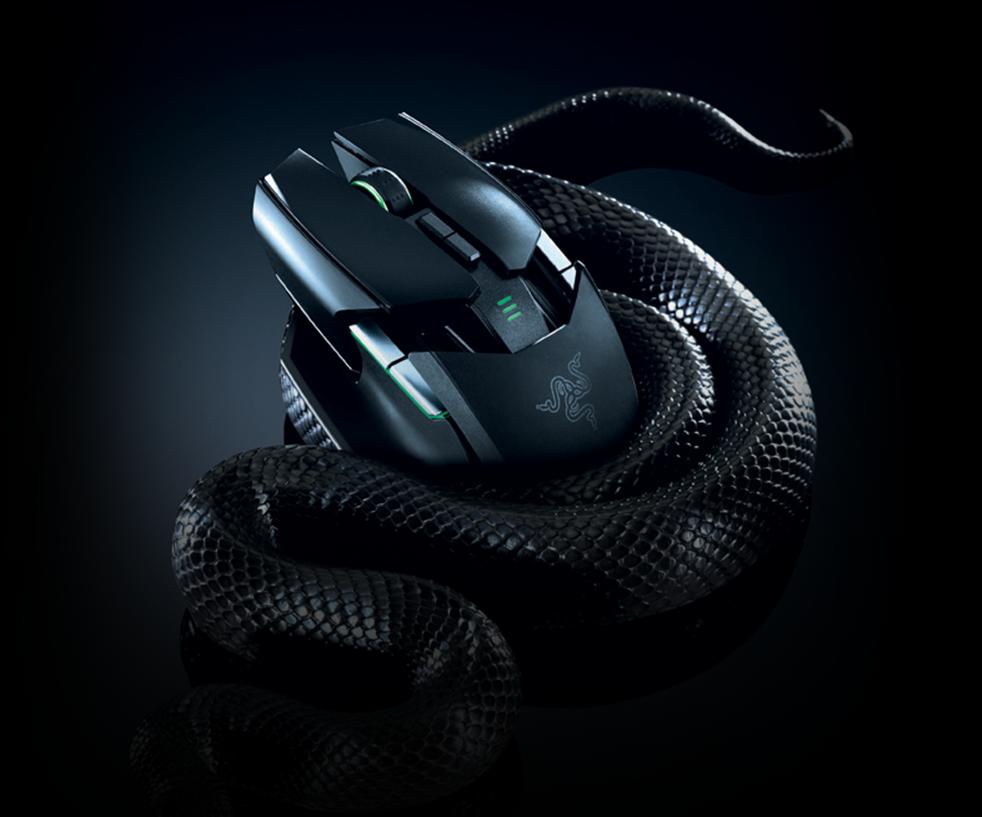 Kiểu dáng đẹp mê ly, cool ngầu đến từng chi tiết của gaming mouse