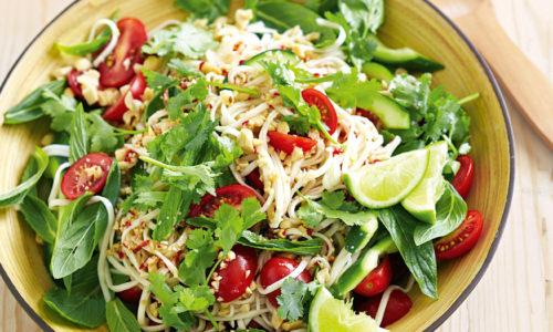 Cách làm salad rau trộn giảm cân tươi ngon đánh bay mỡ thừa