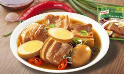 Cách làm thịt kho tàu không cần nước dừa siêu ngon, siêu hấp dẫn cho ngày Tết 6