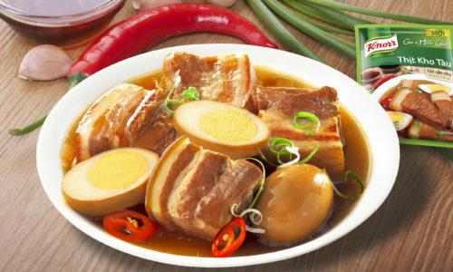 Cách làm thịt kho tàu không cần nước dừa siêu ngon, siêu hấp dẫn cho ngày Tết