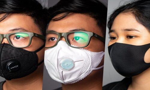 Top 5 khẩu trang lọc không khí tốt nhất để chống bụi mịn PM 2.5 và cả virus Corona