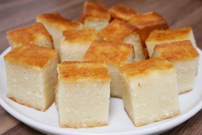 Cách làm bánh khoai mì nướng