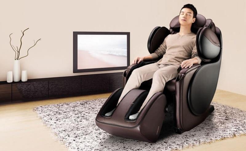 Tại sao nên sử dụng ghế massage
