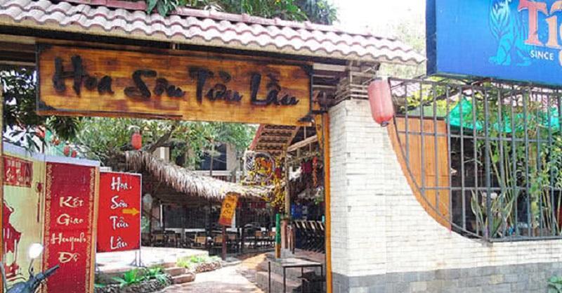 Độc đáo các món ăn lạ miệng tại Hoa Sơn Tửu Lầu
