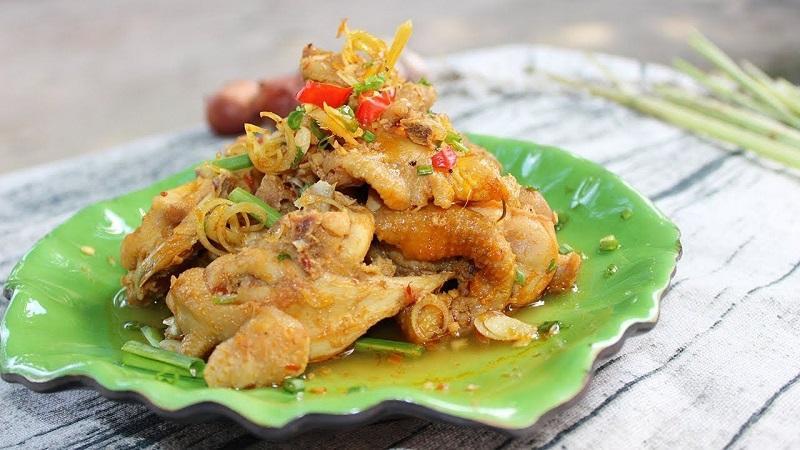 Kinh nghiệm để có món gà kho sả ớt thơm ngon và hấp dẫn