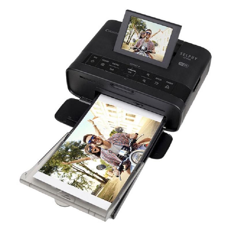 Máy in ảnh cầm tay có khả năng tạo ra những bức ảnh sinh động chỉ trong thời gian ngắn