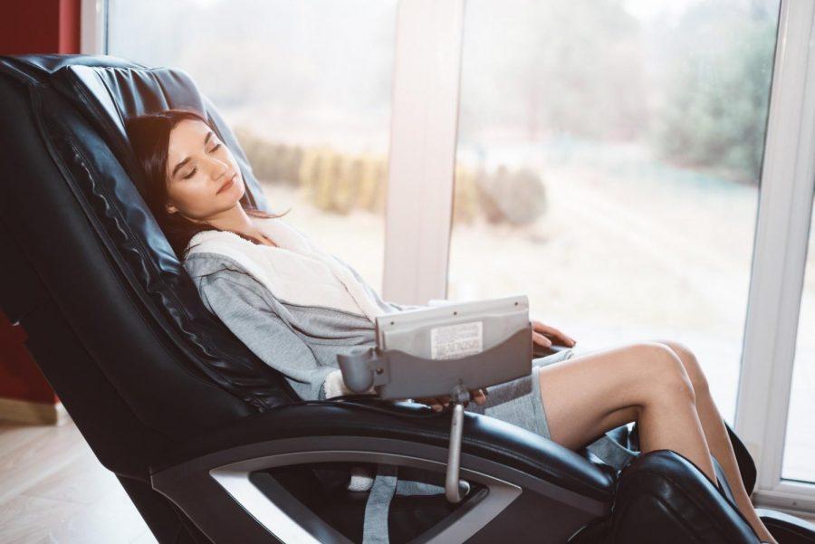 Máy massage giúp lưu thông tuần hoàn máu