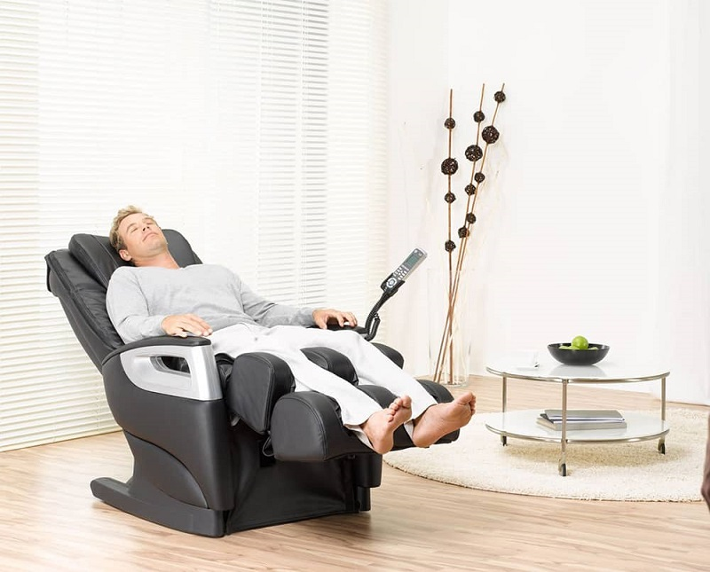 Thư giãn các cơ, giảm cảm giác đau nhức toàn thân