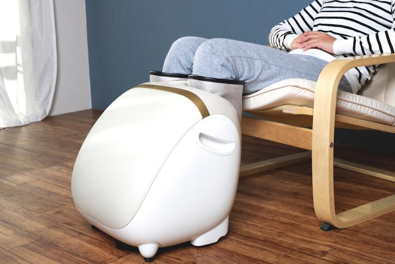 Phân loại máy massage chân