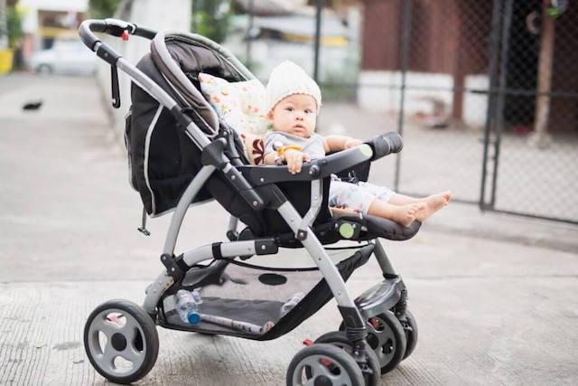 Những loại xe đẩy cho bé trên thị trường