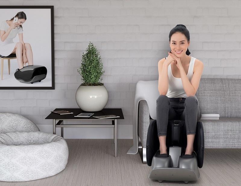 Tại sao nên sử dụng máy massage chân