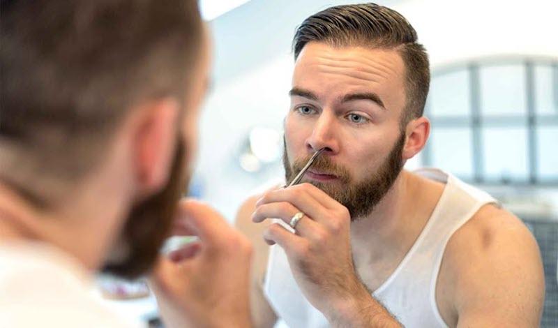 Tại sao nên sử dụng máy tỉa lông mũi