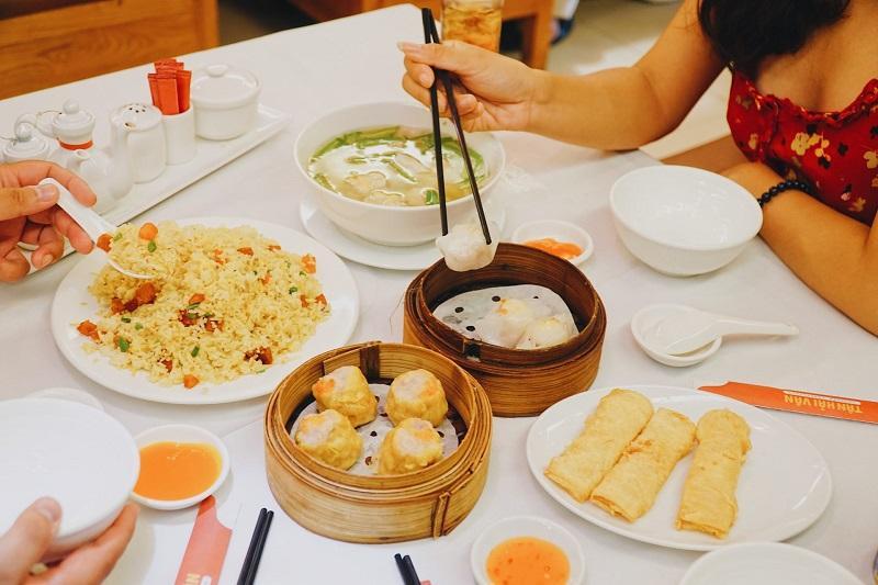Thưởng thức món ăn đậm chất Trung Hoa tại Tân Lạc Viên