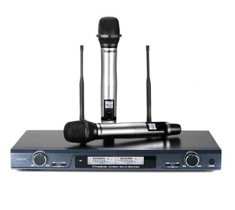 Micro không dây là thiết bị ngoại vi hoạt động dựa trên sóng vô tuyến để truyền tải âm thanh
