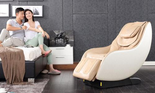 Top 5 mẫu ghế massage tốt nhất 2021