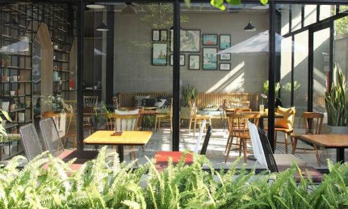 """Top 10 quán cà phê đẹp, yên tĩnh cực """" chanh sả"""" ở quận Tân Phú không thể nào quên 7"""