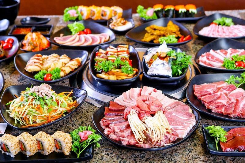 Yu Mei chuyên đồ nướng và lẩu