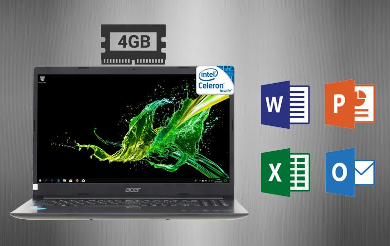 RAM bộ nhớ thấp nhất là 4GB
