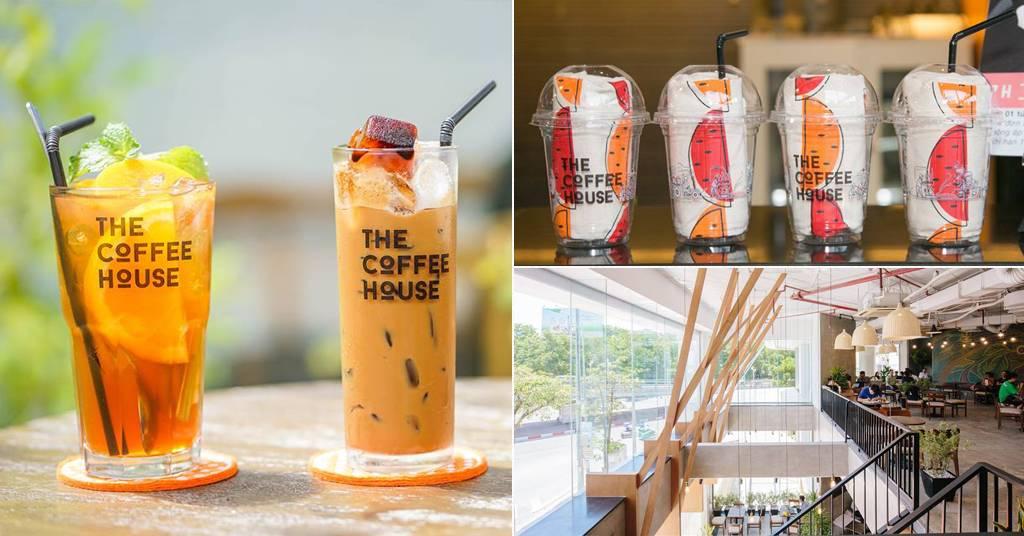 Bạn nên ghé the coffee house dù chỉ một lần