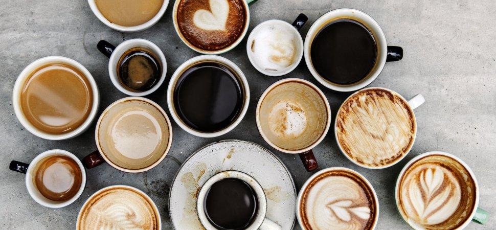 Đèn coffee luôn được gợi nhớ bởi cái tên